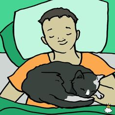 Purr Benefit #5: Improves Heart Health