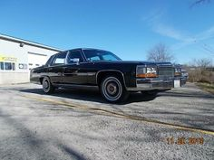 Make:  Cadillac Model:  Fleetwood Year:  1982 Exterior Color: Black Interior Color: Black Doors: Four Door Vehicle Condition: Excellent   Phone:  724-372-1147   For MOre Info Visit: http://UnitedCarExchange.com/a1/1982-Cadillac-Fleetwood-42151811519