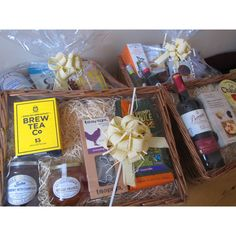 The Basket Company Gift Hamper Ideas