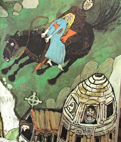 The Provensen Book of Fairy Tales, compiled and illustrated by Alice and Martin Provensen.