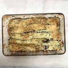 Lasagnes végétariennes aux légumes du soleil et à la ricotta - Yuka Queso Ricotta, Yuka, Cooking, Healthy, Ethnic Recipes, Desserts, Quiches, Food, Table
