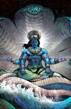 Lord Shiva Painting, Krishna Painting, Shiva Art, Hindu Art, Ganesha Art, Arte Krishna, Krishna Radha, Lord Krishna Wallpapers, Religion