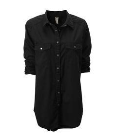 Gina Tricot -Melody denim shirt