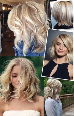 Blonde Hair cabelos com luzes Cabelos loiros