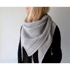 Ravelry: Saltum shawl pattern by Gretha Mensen Knit Wrap Pattern, Knitting Patterns, Knitting Ideas, Knitting Projects, Shawl Patterns, Knitting Daily, Knitted Shawls, Knit Scarves, Scarfs