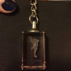 Walt Disney World Tinker Bell keychain New Walt Disney Accessories