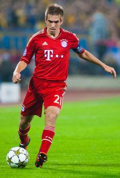 Philipp Lahm, Germany (Bayern München II, VFB Stuttgart, Bayern München, Germany)