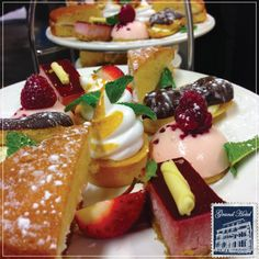 Afternoon Tea! Grand Hotel, Afternoon Tea, French Toast, Dishes, Breakfast, Food, Morning Coffee, Tablewares, Eten