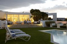 SeaFood at The Plettenberg terrace Beach Town, Outdoor Furniture, Outdoor Decor, Sun Lounger, Terrace, Seafood, Ocean, Patio, Home