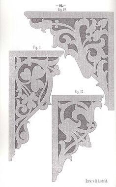 BUDOWNICTWO DRZEWNE. WZORNIK DETALU SNYCERSKIEGO 1893. REPRINT :: Wydawnictwo Górnoleśne