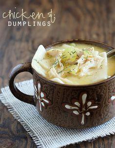 Chicken & Dumplings