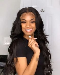 2020 New Lace Frontal Wigs Wave Wigs Burgundy Wig 360 Brazilian Closure Curly Wigs For Black Women Water Wave Blonde Wig Baddie Hairstyles, Weave Hairstyles, Updo Hairstyle, Curly Hair Styles, Natural Hair Styles, Natural Hair Weaves, Best Human Hair Wigs, Body Wave Wig, Pelo Afro