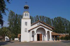 Iglesia Niño Dios de Malloco, Peñaflor - Chile