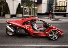 Auto+Bike | Three Wheeler Bikes
