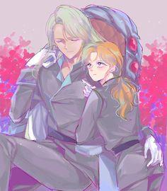 Sailor Moon / Kunzite and Zoisite お慕いしておりました by 七七五 on pixiv