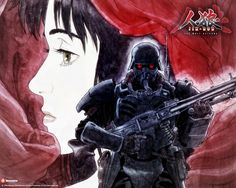 Jin-Roh  (1999) is a Japanese animated feature film directed by Hiroyuki Okiura.