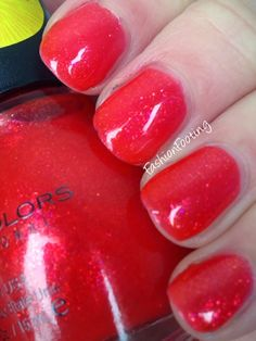 Sinful Colors - Horizon Shine. I have this and love the color but have yet to wear it!