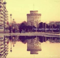 I know exactly where my heart is This Is Love, Thessaloniki, My Town, Say Something, One And Only, Daydream, New York Skyline, Greece, Beautiful Places