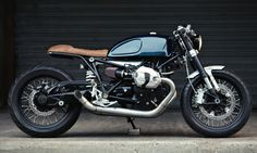 Cafe Racer | superherofantasies: BMW R Nine T