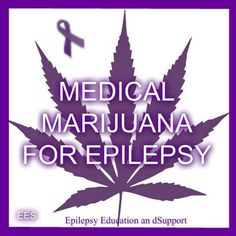 Cannabidiol (CBD) is one of the primary and non-psychoactive cannabinoids found naturally in marijuana.  CBD appears to benefit some epileptic patients who ingest it to avoid seizure activity. For epileptic patients who cannot tolerate or do not benefit from their anti-epileptic drugs, medical marijuana can be a good alternative to successfully control their seizures, without experiencing debilitating side effects.