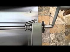 PARRILLA BBQ EN ACERO INOXIDABLE (BARBECUE GRILL) - YouTube