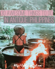 30 Most Awesome Things To Do In Antique, Philippines (With images) Manila Philippines, Philippines Travel, Visit Philippines, Beach Trip, Beach Vacations, Hawaii Beach, Oahu Hawaii, Beach Hotels, Beach Resorts