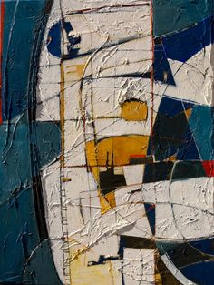 "The Darkening ..........36"" x 48"".......... mixed media acrylic on canvas"