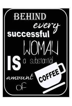 Coffee success
