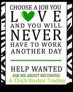 Guess what! We have choices!  Helping people achieve health, wellness, and freedom is very rewarding. For more info: enjoyyourlife.myitworks.com