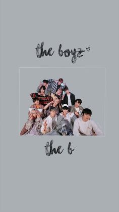 The B is not just a Fandom But,The B is a Family of The Boyz. Overlays Tumblr, Boy Idols, Kpop, Lock Screen Wallpaper, Handsome Boys, Aesthetic Wallpapers, Amelia, Backgrounds, Fandom