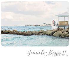 A Sneak Peek of last weekend's wedding in the Bahamas!  Beautiful Nassau Island!
