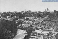 Razdan river, 1916, Irevan, West-Azerbaijan