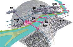 Zidell Yards Master Plan – Sasaki Structures is actually a High priced Section! Site Analysis Architecture, Architecture Mapping, Architecture Diagrams, Urban Design Concept, Urban Design Diagram, Urban Mapping, Linear Park, Architecture Presentation Board, Urban Analysis
