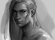Zevran - I fancy many things. I fancy things that are beautiful, and things that are strong. I fancy things that are dangerous and exciting. Would you be offended if I said I fancied you. - Dragon Age Origins (love Zevran too)