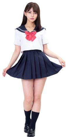 School Uniform Fashion, School Girl Outfit, Beautiful Japanese Girl, Beautiful Asian Women, Cute Asian Girls, Hot Girls, Looks Pinterest, School Girl Japan, Teen Girl Outfits