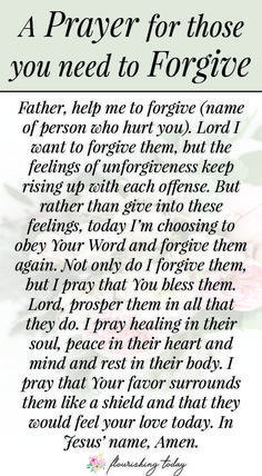 Bible Verses About Faith:Do you need to forgive someone who has hurt you repeatedly? Perhaps your tired of forgiving. Here are a few biblical truths to learn to walk in God's truth on forgiveness and forgive those people who hurt your feelings. Forgiveness Scriptures, Prayer For Forgiveness, Prayer Scriptures, Bible Prayers, Faith Prayer, God Prayer, Prayer Quotes, Spiritual Quotes, Prayer For Enemies