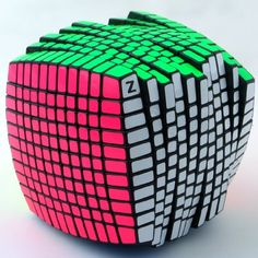 Exclusive 11x11 Speed Cube Puzzle,Black 11x11x11 , Finished with Z Stickers (Full Bright) GamCube http://www.amazon.com/dp/B00D92YJVC/ref=cm_sw_r_pi_dp_fFwswb1A55ZDS