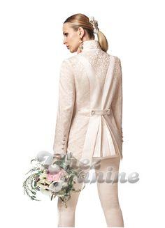 Boutique Chez Janine – Brautmode, Brautkleider und Festmode für Sie und Ihn - Hosen Outfit, Victorian, Boutique, Romance, Dresses, Fashion, Baggy Dresses, Modern Women, Marriage Dress