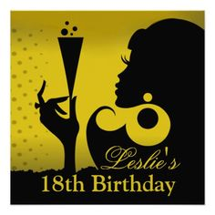 >>>Hello          18th Birthday Cocktail Party yellow Custom Invitation           18th Birthday Cocktail Party yellow Custom Invitation you will get best price offer lowest prices or diccount couponeDeals          18th Birthday Cocktail Party yellow Custom Invitation please follow the link ...Cleck Hot Deals >>> http://www.zazzle.com/18th_birthday_cocktail_party_yellow_invitation-161763958864169924?rf=238627982471231924&zbar=1&tc=terrest