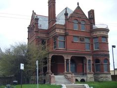 Mansion in Olde Towne East Columbus, Ohio