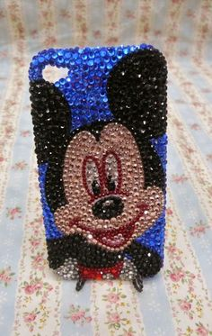 I'd love 2 have this case plus whenever I'd go 2 Disney World or Disney Land this would be the case to have on my phone.