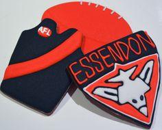 AFL - Essendon cookies