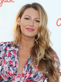 Blake Lively Went To This Wedding Right After Giving Birth Like It Was NBD+#refinery29