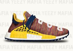 #sneakers #news  The Pharrell x adidas NMD Is Returning In November