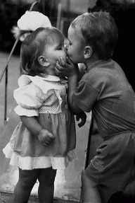 #kisses #love #baby #children #cute