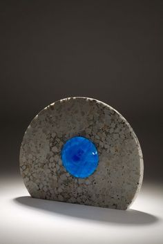 Michael Ray 'portal' Fused Glass
