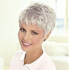 pixie Haarschnitt 48 stunning short pixie haircut ideas that will change in 2019 # Short Hairstyles Over 50, Haircuts For Fine Hair, Short Pixie Haircuts, Short Hairstyles For Women, Layered Hairstyles, Pixie Hairstyles, Short Hair Over 60, Grey Hair Over 50, Pretty Hairstyles