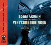 Vinterdronningen - Boris Akunin. Lydbok hørt mars 2008. Veldig bra leser, boka var helt ok.