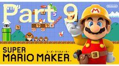 #9 スーパーマリオメーカー実況【Super Mario Maker】10人マリオチャレンジその7
