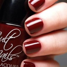 Manicure Perfection {Nail Tips and Tricks}
